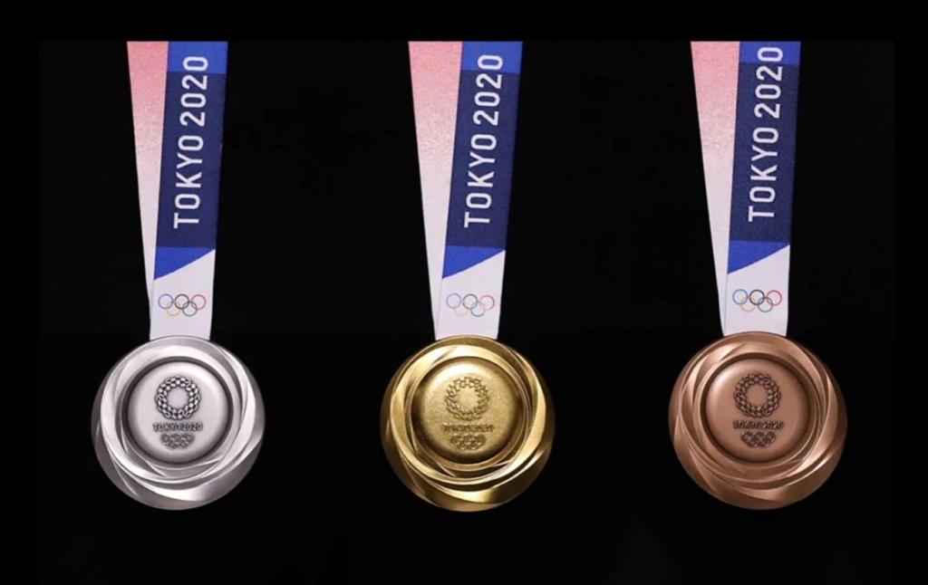 Медальний залік України на Олімпіаді в Токіо
