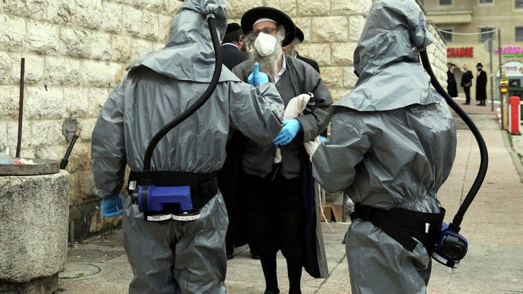 Ізраїль оголосив повторний локдаун через COVID-19