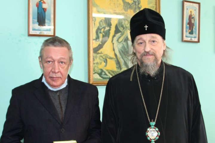 Появились первые фотографии актера Ефремова из следственного изолятора Белгорода