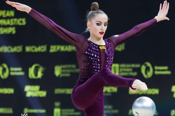Чотири медалі перед кульмінацією. Українки демонструють клас на домашньому Євро з гімнастики (фото)