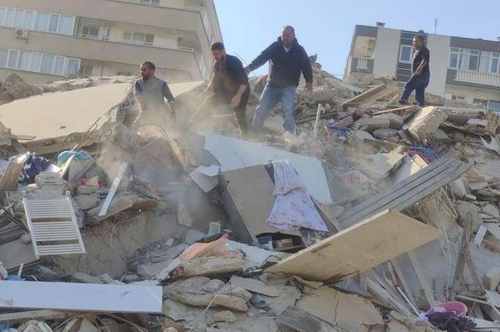 Кількість жертв землетрусу у Туреччині перевалила за пів сотні