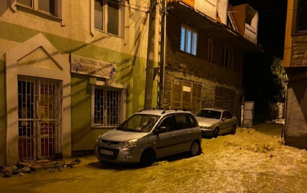 В затопленной Ялте заявили о возможной эвакуации жителей