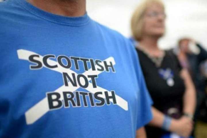 Глава уряду Шотландії впевнена у здобутті незалежності від Британії