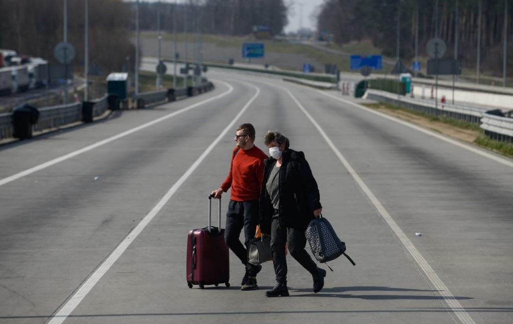 Литва может объявить чрезвычайное положение из-за мигрантов из Беларуси