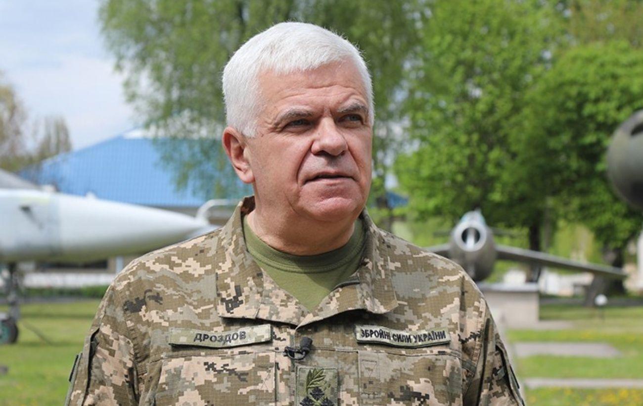 Экс-командующий ВВС подал в суд на Зеленского. Требует отменить указ об увольнении