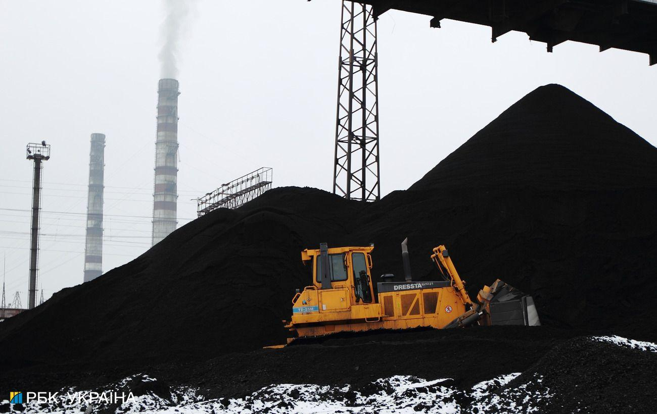 Вугілля на державних ТЕС залишилось на лічені дні, – експерт