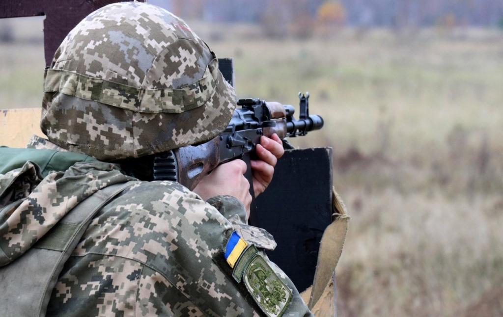 Стало известно имя военного, вчера погиб на Донбассе