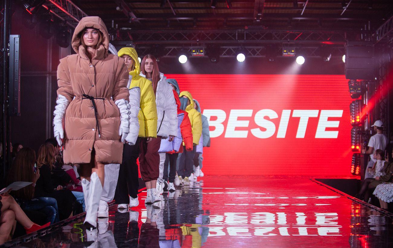 600 дітей-моделей взяли участь у п'ятому ювілейному Junior Fashion Week