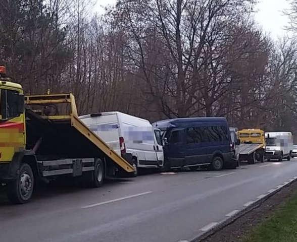 Смертельное ДТП в Польше: пострадали украинцы