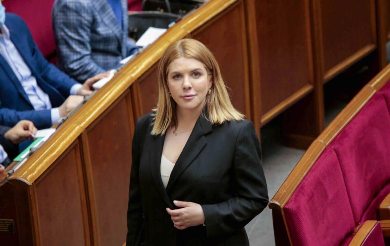Рудик инициировала законопроект о финансовой поддержке предпринимателей при локдауну