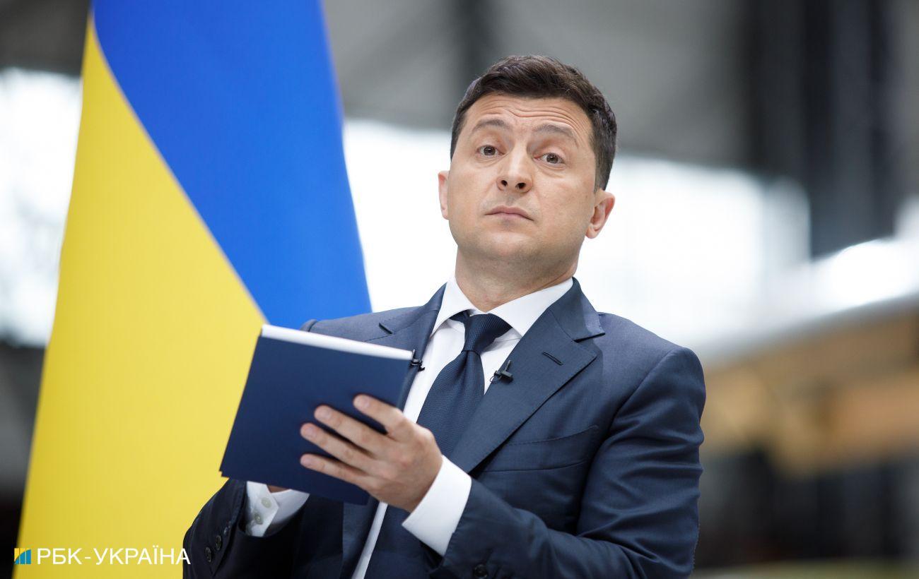Украина отправляет колючую проволоку в Литву: Зеленский издал указ