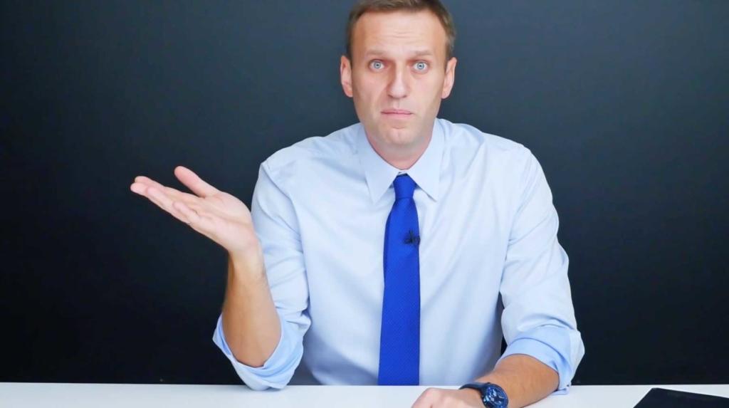 «Путін його рятував»: в Кремлі відреагували на звинувачення Навального