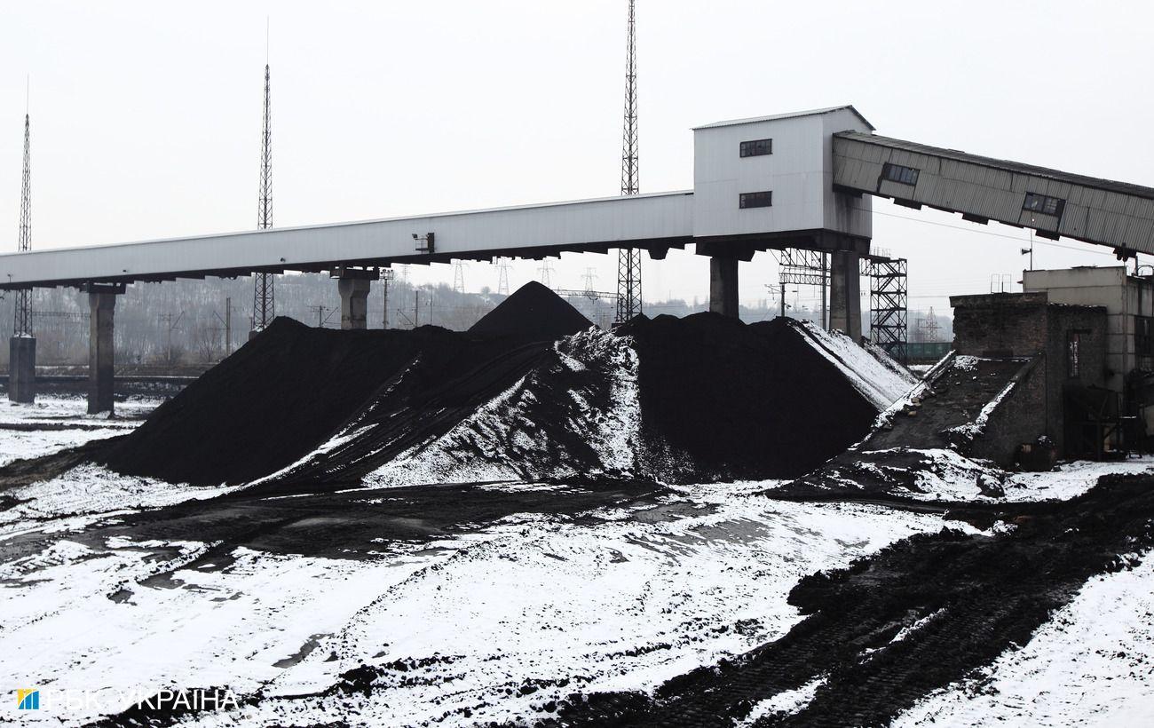 """Ситуація з запасами вугілля на ТЕС покращується третій тиждень поспіль, – """"Укренерго"""""""