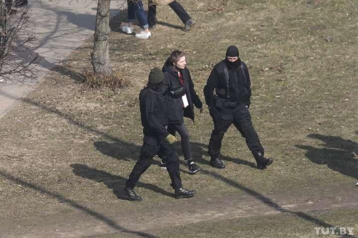 Протести в Білорусі: кількість затриманих зросла до 245