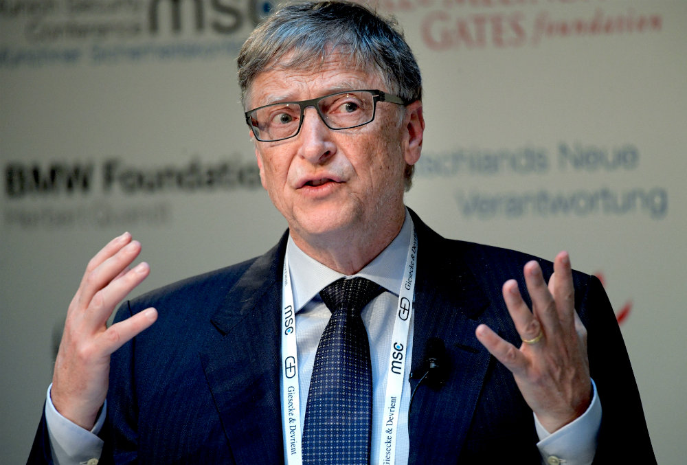 Білл Гейтс назвав дату закінчення пандемії CОVID-19