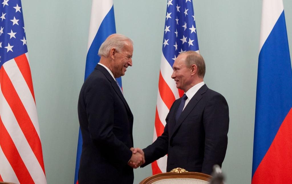 Путін назвав мету зустрічі з Байденом