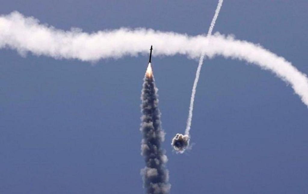 Израильские ВВС нанесли удар по высотке в Газе