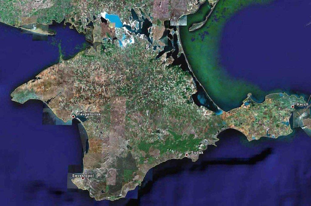 Крим переходить в режим економії води