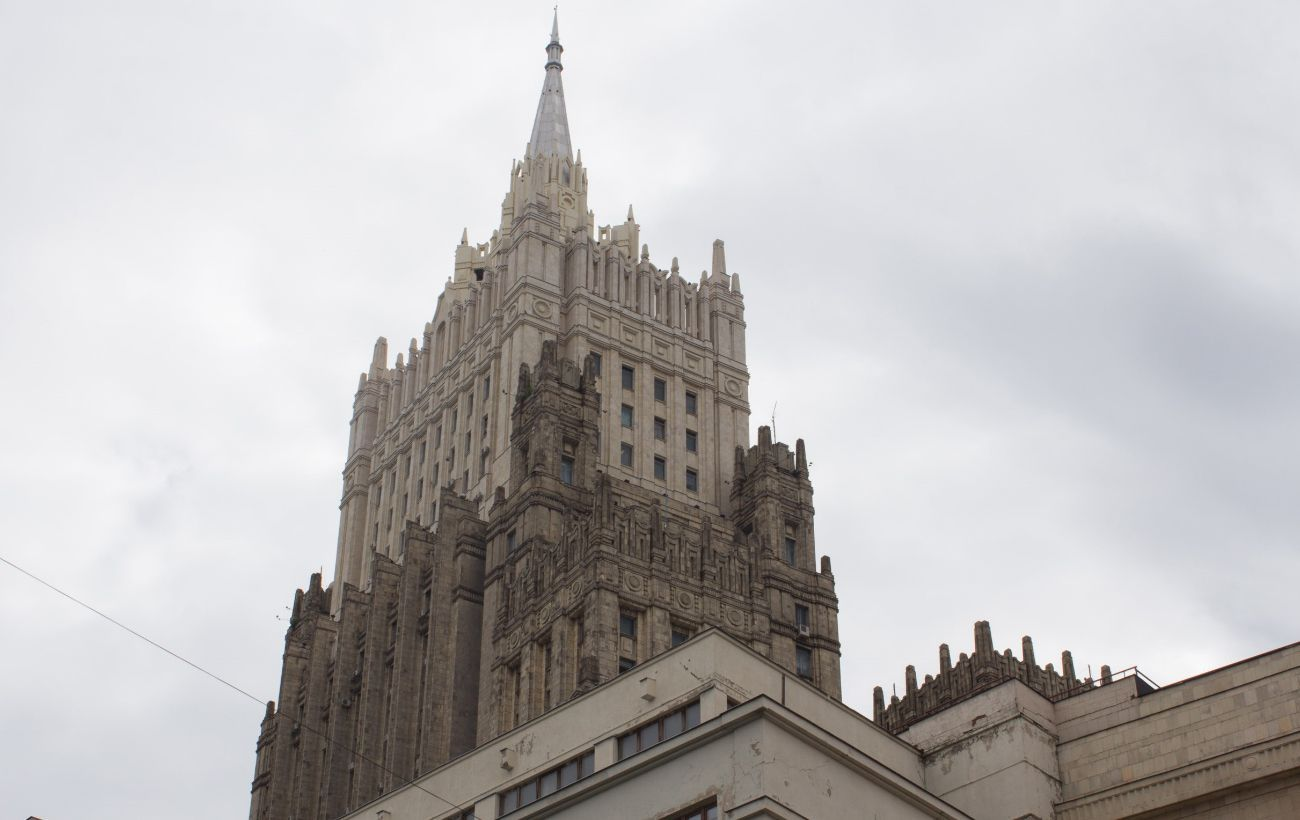 Россия объявила персоной нон грата сотрудника посольства Эстонии
