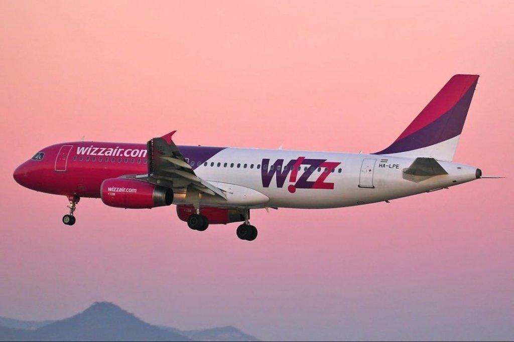 Wizz Air масово скасував рейси з України: повний список