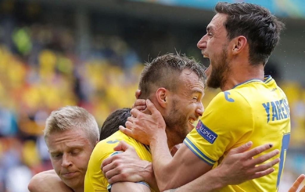 Украина — Австрия: букмекеры определили победителя матча