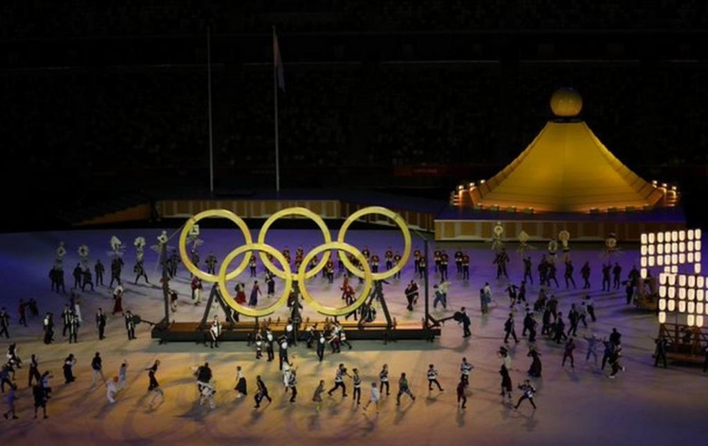Как проходит церемония открытия Олимпиады-2020: появились первые фото