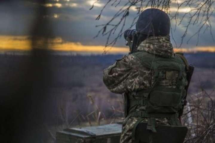 Доба на Донбасі: бойовики тричі порушили режим «тиші»