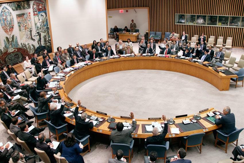 Рада безпеки ООН не підтримала продовження збройового ембарго щодо Ірану