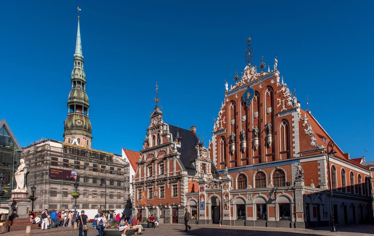 Латвия изменила правила въезда для Украинской