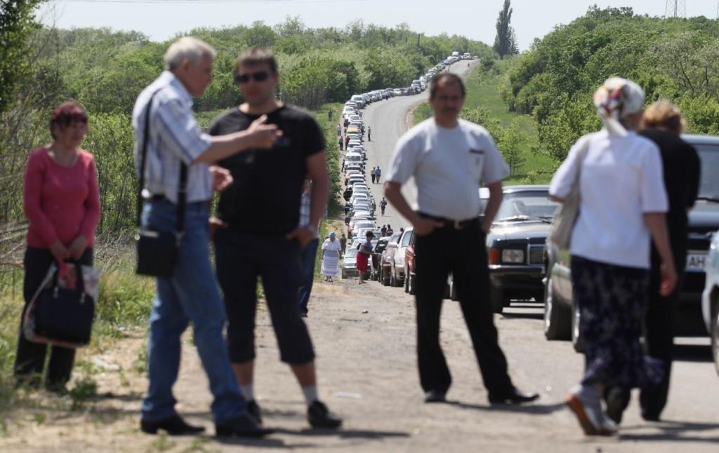 Оккупанты не пропустили через пункты пропуска 30 Украинское за неделю