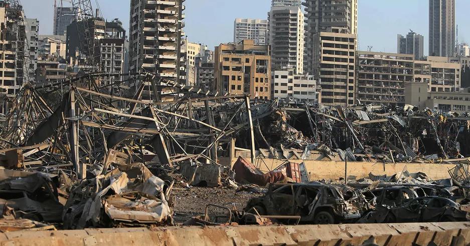 Україна хоче відправити своїх рятувальників у Бейрут
