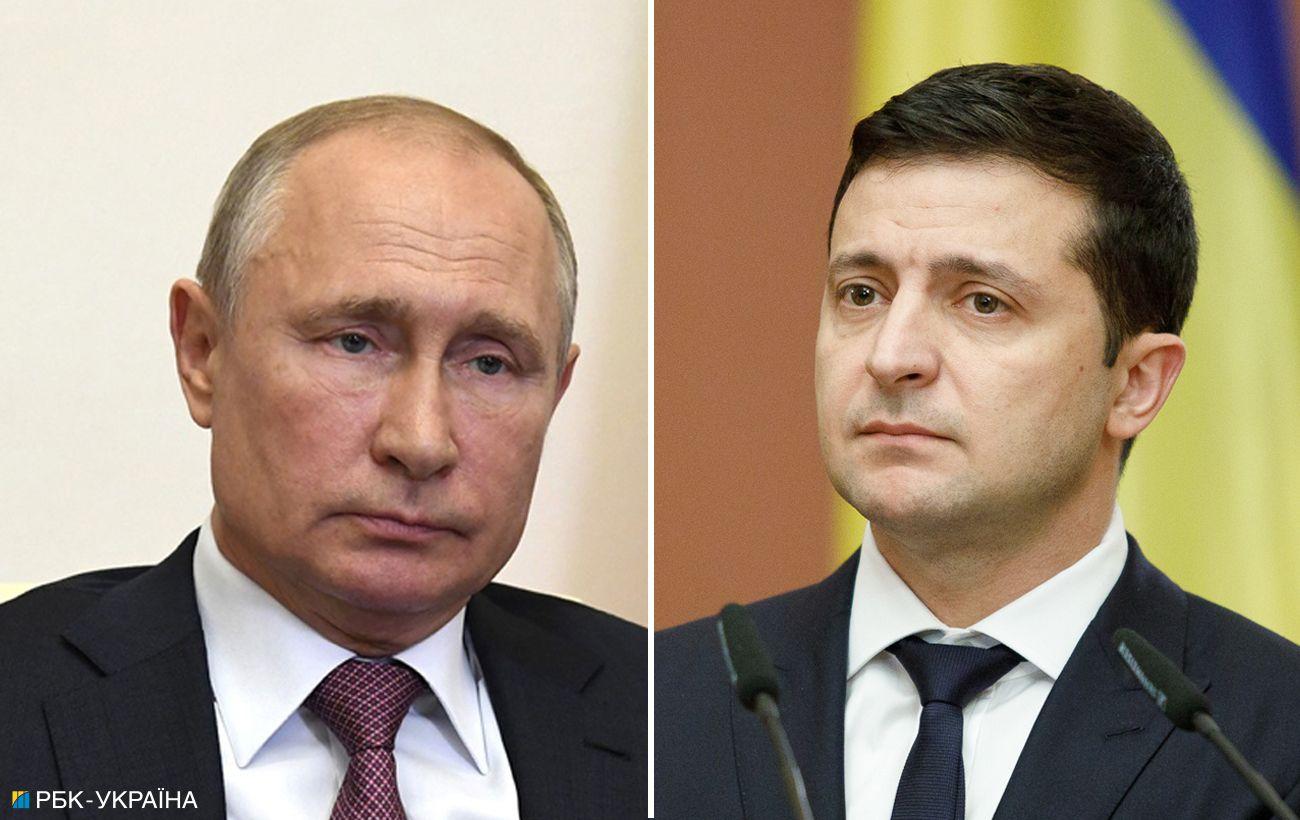 Можливий несподіваний результат. Зеленський вважає, що оточення Путіна не хоче їх зустрічі тет-а-тет