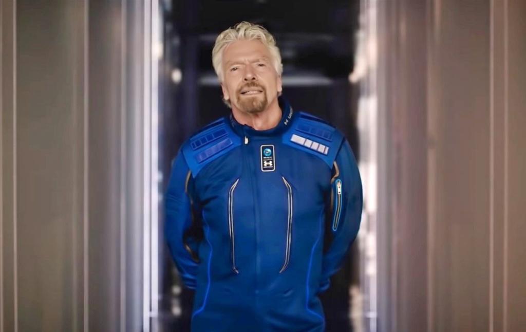 Випередить Безоса. Засновник компанії Virgin Galactic 11 липня відправиться у космос