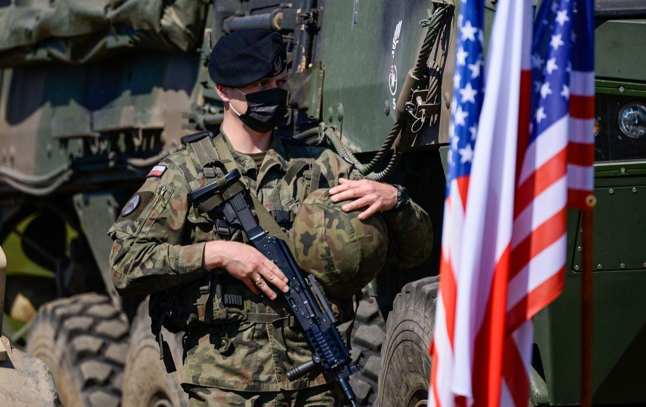Військові США завдали удару по Ісламській державі в Афганістані