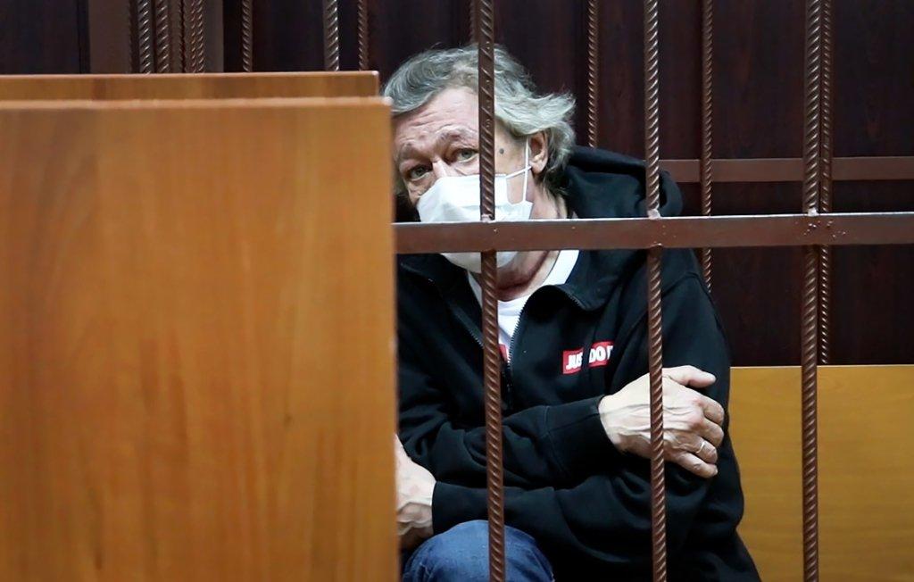 Єфремов розповів перші подробиці свого ув'язнення