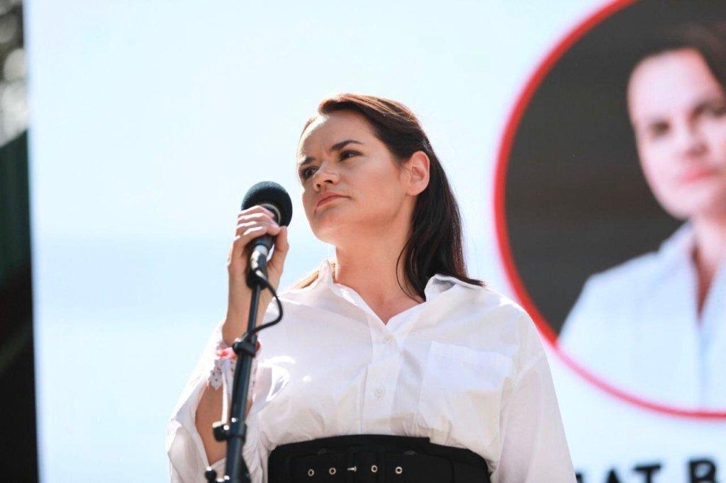 Тихановська записала нове відео, звернувшись до білоруських мерів: про що вона просить