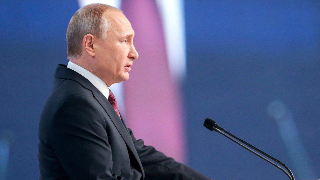 Путін не буде атакувати Україну: озвучений новий план глави Кремля