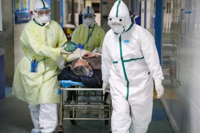 Оперативные данные Минздрав: в Украине выявлено 17463 новых больных коронавирус