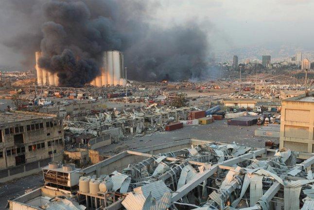 Українець загинув внаслідок вибуху в Бейруті — посол
