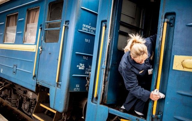 В Україні почнуть охороняти пасажирські поїзди