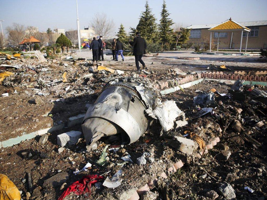 Іран відмовився платити компенсацію за збитий літак МАУ