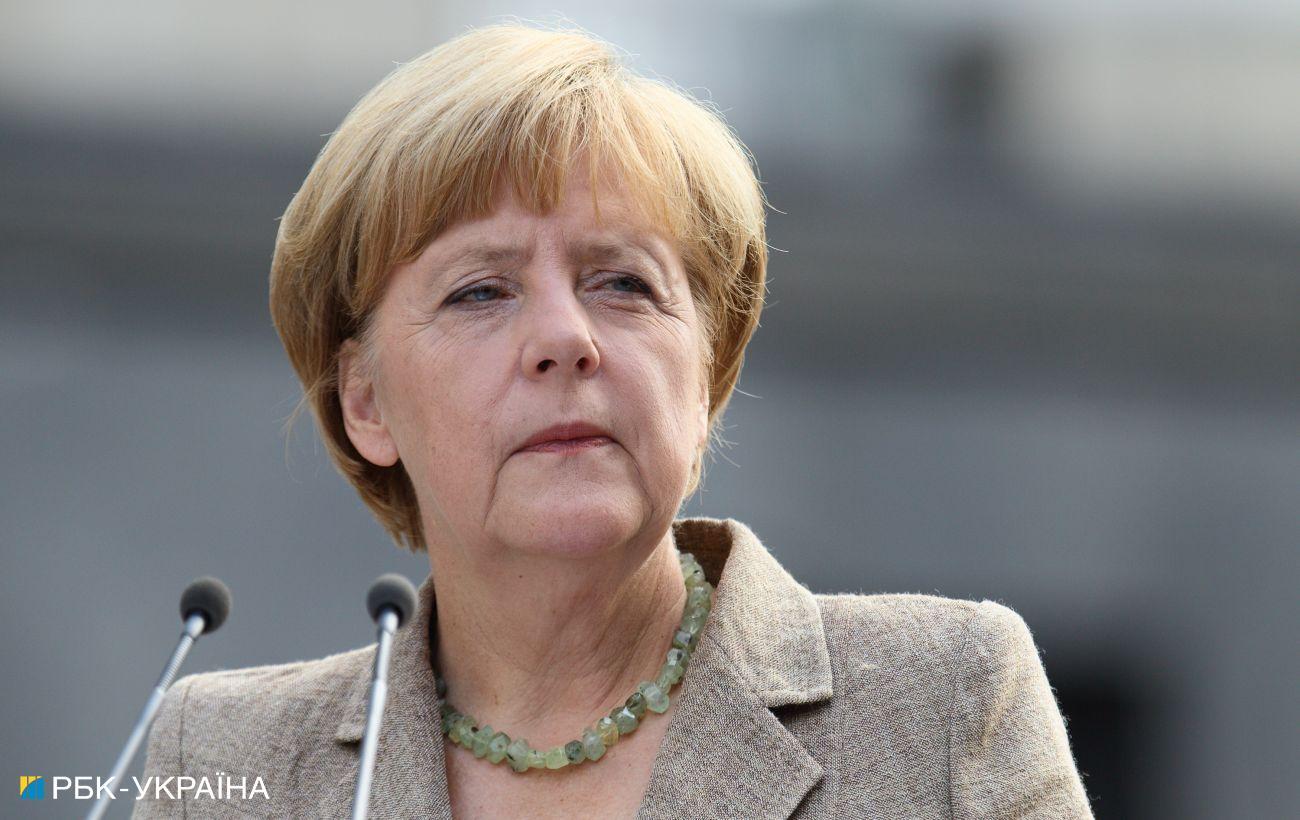 """""""Північний потік-2"""" ще не отримав дозволу на транспортування газу, – Меркель"""