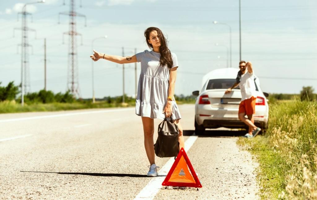 Як уберегти автомобіль від перегріву у спеку: несподівані поради від Нацполіції