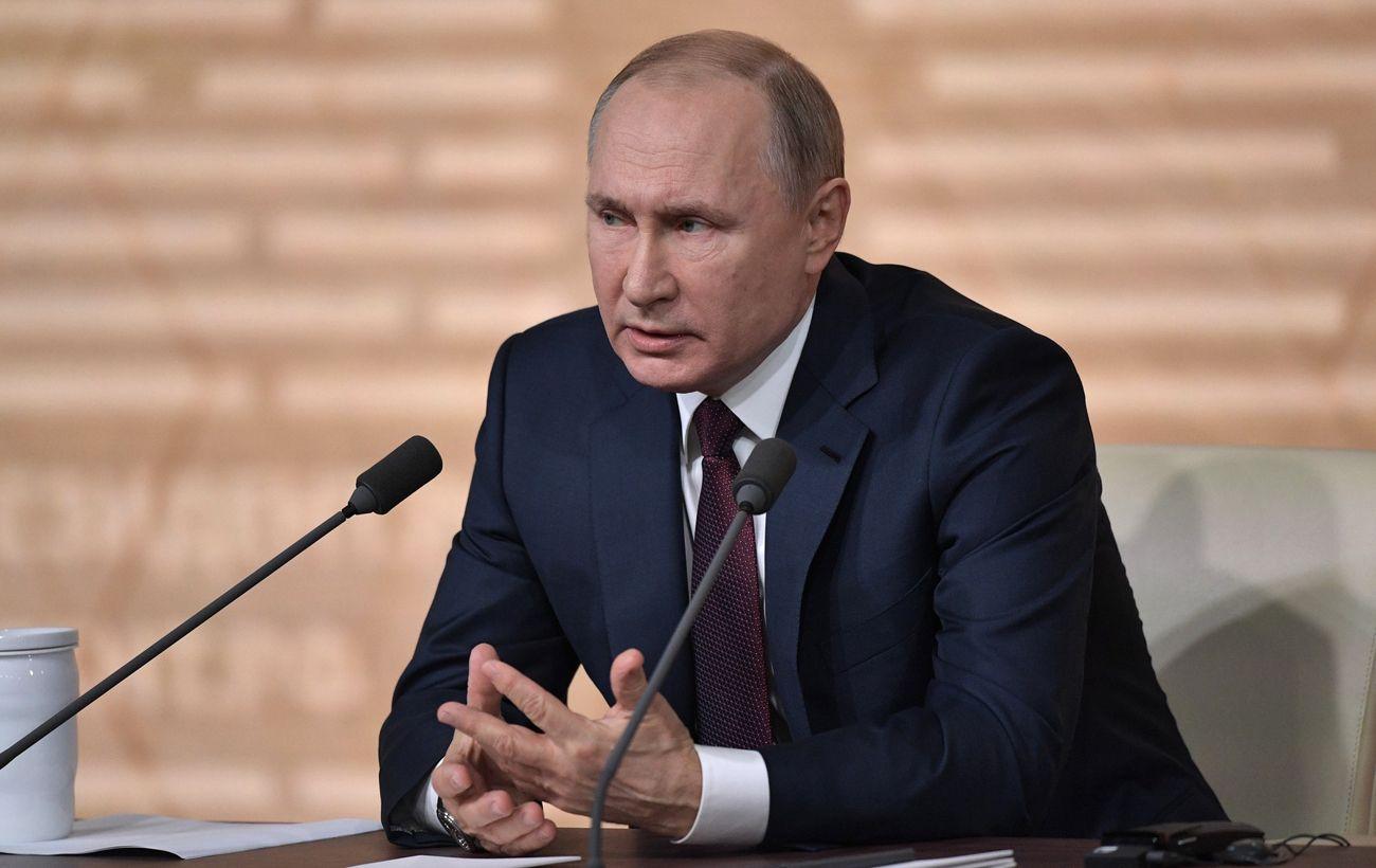 """Путін готовий зустрітися з Зеленським, але є """"камінь спотикання"""", – Кремль"""