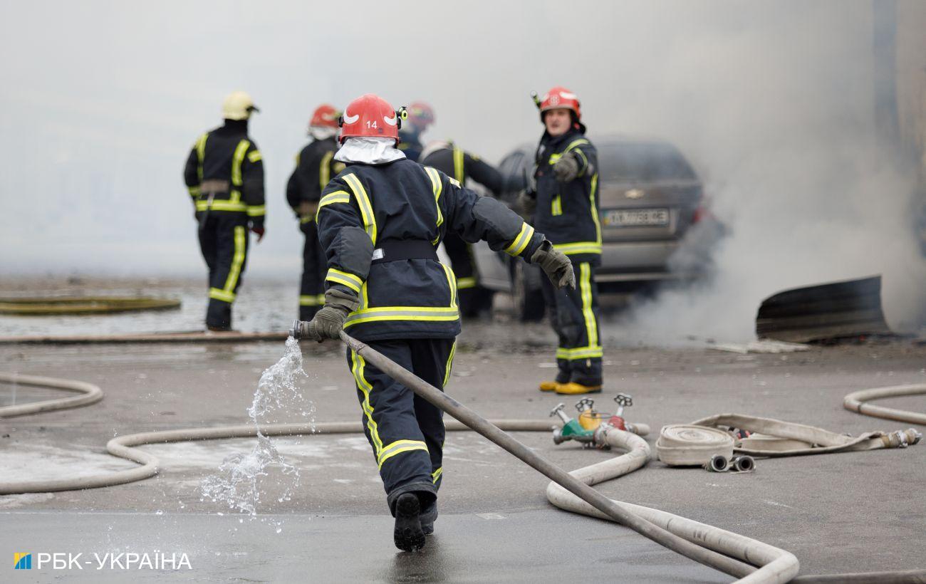 В Ивано-Франковске горело общежитие Национального медицинского университета