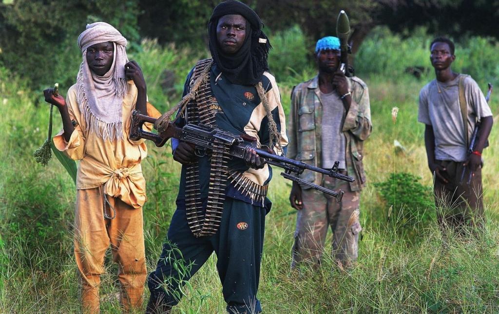 У Нігерії бандити атакували шість сіл і вбили понад 50 жителів