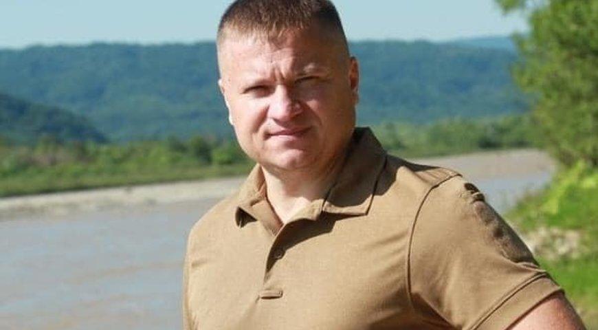 Скончался командир 8-мого батальона «Аратта» Андрей Гергерт
