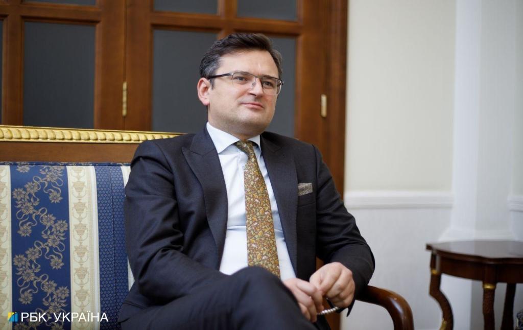 Кулеба виступив за посилення співпраці ВМС країн НАТО та України в Чорному морі