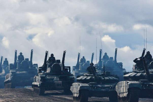 Представитель Путина о взимании войск к украинской границе: Это ответ НАТО