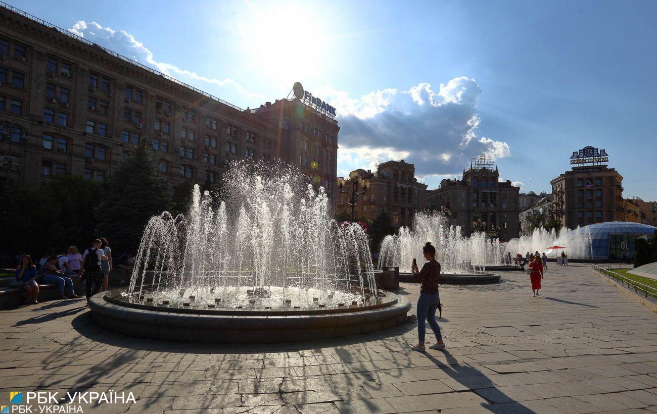 Погода в серпні: прогноз Укргідрометцентру на останній місяць літа